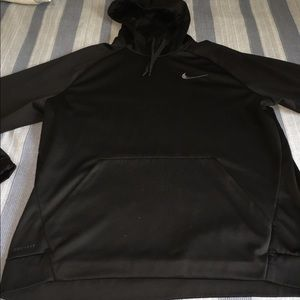 Nike dri fit training hoodie